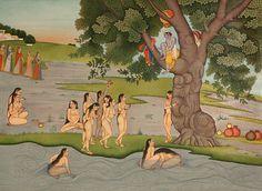 Vastraharan Lila of Shri Krishna
