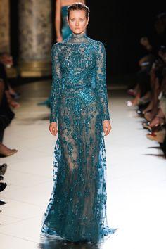 ELIE SAAB Paris Prom Dresses 2012/2013