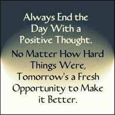 Irony ~ the opposite of what is expected. Turn the bad day on its heels with a can-do attitude..