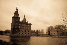 Marsvinsholm Castle in southern Sweden