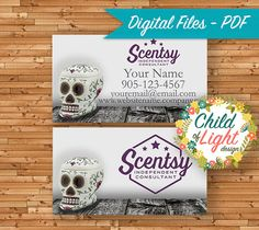101 best authorized scentsy vendor scentsy business cards images authorized scentsy vendor business cards custom business card calavera personalized cards print your own on vistaprint reheart Image collections