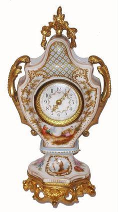 1000 images about relojes de mesa on pinterest clock - Relojes antiguos de mesa ...