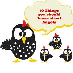 Ten things you should know about Angola :http://www.couplertw.com/ten-things-you-should-know-about-angola/