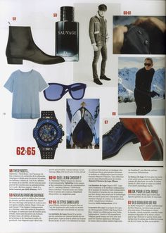 #MajesticFilatures #deluxe #tshirt spotted in the mens #GQ manual #styleguide   #MajesticFilaturesNA #LapoElkann #MensFashion #deluxe   http://majestictees.com/shop/prestashop/en/smartblog/7_Majestic-Filatures-Mens-in-GQ.html