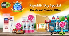 Republic Day Special Offer..!! Offers Seen Never Before. Don't Let These Go Away.   #Wholesale_Ke_Bhav_Ghar_Pe_Pao #FreeHomeDelivery #NoMinimumCartValue