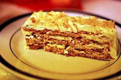 Recipe for Sans Rival – Chewy, Buttery, Nutty Filipino Dessert