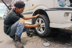 Stuck at roadside with deflated or damaged tyre? Get our 24 hour roadside assistance in London and repair the damaged tyre of your vehicle in no time. Tyre Fitting, London, London England