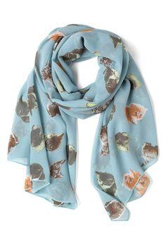 #modcloth cat scarf