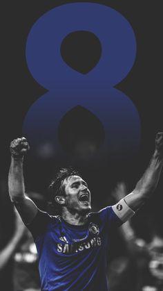 Frank Lampard 8 Chelsea FC