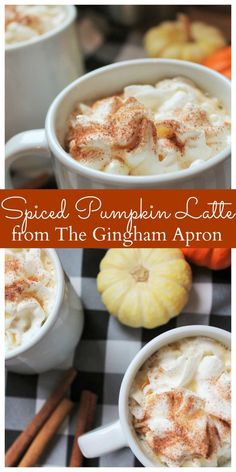 An easy and perfectly spiced autumn drink!