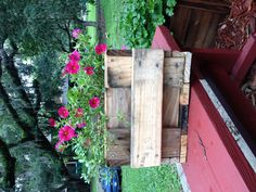 Out of old pallets