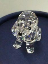Swarovski crystal sitting Beagle puppy dog. - $29.99