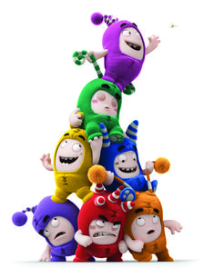 Throw your child their dream birthday party with those Oddbods themed large digital files What you will receive? You will receive 1 Oddbods digital file by email. You might also like the matching: Oddbods Cake topper, stickers, thank you tags and banner: Cars Birthday Parties, Baby Birthday, Birthday Party Decorations, Happy Birthday Illustration, Straw Decorations, Free Invitation Templates, Party Invitations Kids, Party Items, Drawing For Kids