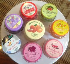 Vintage BBW Lip Balms, 1990s (Submitted by reader Amanda)