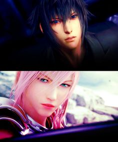 76 Best Noctis Lightning Images Final Fantasy