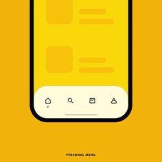 1,967 отметок «Нравится», 19 комментариев — UI/UX Inspiration & Tips (@ui.insomniac) в Instagram: «🔥Personal Menu Interaction design by @ranjit.manoharan . . . . #ui #ux #uiux #uidesign #uxdesign…» Super Hero Outfits, Menu, Music App, Ui Ux Design, Interactive Design, User Interface, Design Projects, Apps, Instagram