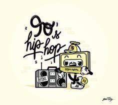 90 's hip hop