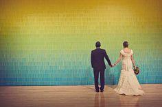 This Charming Wedding: Chelsea & Rajiv's Wedding at the Phoenix Art Museum