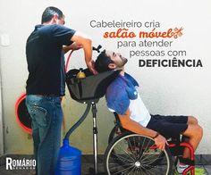 LAETA HAIR FASHION SALÃO DE BELEZA: SALÃO MÓVEL