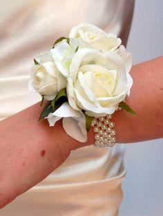 Wrist corsages 2
