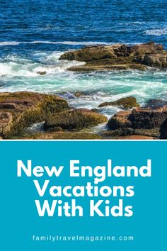 New England and its six states are filled with picturesque and fun destinations for winter, spring, summer, and fall vacations. Read about the best New England vacations with kids, including affordable spots for your family vacation. Places To Travel, Places To Go, Fall Vacations, New England States, Rhode Island, Travel With Kids, Outdoor Activities, Trips, Destinations