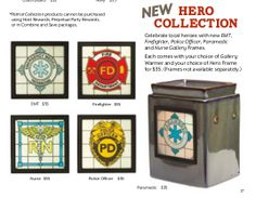 NEW Scentsy Hero Collection - EMT Warmer, Firefighter Warmer, Nurse Warmer, and Police Officer Warmer