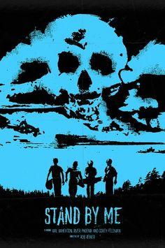 Risultati immagini per stand by me movie poster