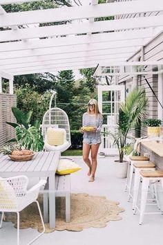 20 inspirations pour aménager votre extérieur de façon sublime! - Décorations - Trucs et Bricolages