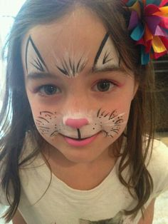 Easy face painting patterns decorating design marvelous paint cat faces kitty face painting ideas all body . Face Painting Tutorials, Face Painting Designs, Painting Patterns, Paint Designs, Body Painting, Simple Face Painting, Cat Face Paint Easy, Kitty Face Paint, Kids Halloween Face Paint