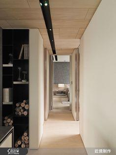 現代風的裝潢圖片為近境制作的設計作品,該設計案例是一間總坪數為47,格局為三房,更多近境制作設計案例作品都在設計家 Searchome