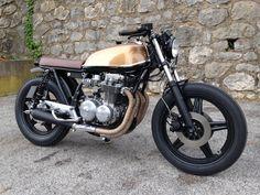 Honda CB 650 par Marc
