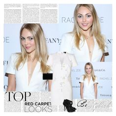 """""""AnnaSophia Robb~Living in Style Book Launch 2014"""" by tvshowobsessed ❤ liked on Polyvore featuring CO, Rachel Zoe, Edie Parker and Tory Burch"""