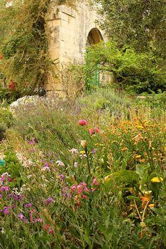 Villa Bologna, Malta, vegetable and herb garden