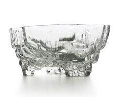 Iittala Glassware by Tapio Wirkkala
