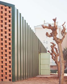 New Archetypes: NUA Arquitectures' SDA Food Distribution Center Applies Simple Design for a Big Impact in Spain - Architizer