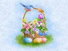 Easter Basket - Penny Parker