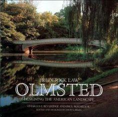 Olmsted landscape design images - Google Search