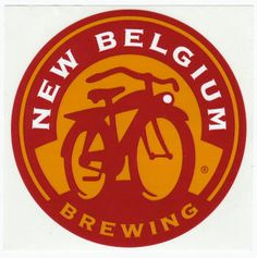 New Belgium Brewing Company Logo List of Famous Beer Company Logos and Names Beer Company, Brewing Company, Badges, Company Logos And Names, Beer Brewery, Brewing Beer, How To Make Beer, Fort Collins, American Crafts