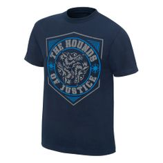 hounds of justice. shield