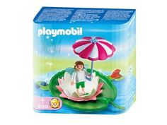 Playmobil Water Lily by Playmobil. $7.45. 5.9 x 5.9 x 2 inches. While most of the fairies stick to the flowers and forest, the Playmobil Water Lily Fairy just loves the water! A fairy fixture in the forest pond, the Playmobil Water Lily Fairy includes a floating lily pad with beautiful white and pink flower that becomes the perfect resting place for this cute fairy. Nestled in the flower, the Playmobil Water Lily Fairy carries a pink and white flower umbrella to ...