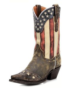 Dan Post Women's Liberty Boots - Tan  http://www.countryoutfitter.com/products/65241-womens-liberty-boots-tan #America