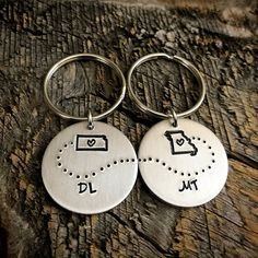 Long distance relationship gift long distance friendship gift best friends gift bff gift going away gift sister gift brother gift by TheLonelyMoose on Etsy