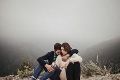 fotografo de bodas - preboda - serafin castillo - niebla - couple - pareja - amor - love - engagement - wedding - boda - novia - bride - groom - novio - nerja - españa - spain - preboda en el campo