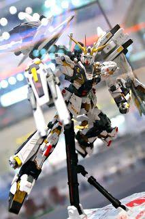 Becky Customizer: Malaysia Gundam Model Kits Challenge 2010 winning kits.