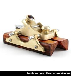 Mini Chamfer Plane - Discontinued Tools - Other Products - Bridge City Tool Works Woodworking Hand Planes, Antique Woodworking Tools, Antique Tools, Cool Woodworking Projects, Old Tools, Vintage Tools, Woodworking Tips, Woodworking Techniques, Woodshop Tools