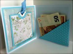 Il blog di mamma Francy: Card porta soldi Prima Comunione