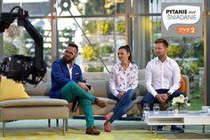 Debiut w #TVP2 bardzo przyjemny :) Zapraszam do obejrzenia programu Pytanie na śniadanie w którym opowiadałem o Zdjęciach Ślubnych w Górach :)