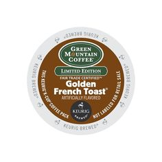 French Market Coffee K Cups