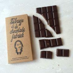 Reep met PIT - relatiegeschenk Andere Chocolade voor Pit Concept & Copy