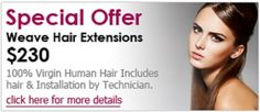 Weave Special Offers by Elisha Clark